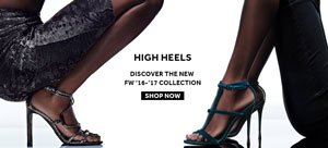 Women Spectacular High Heels Shoes Collection