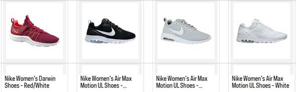 Shop Nike Women Shoes