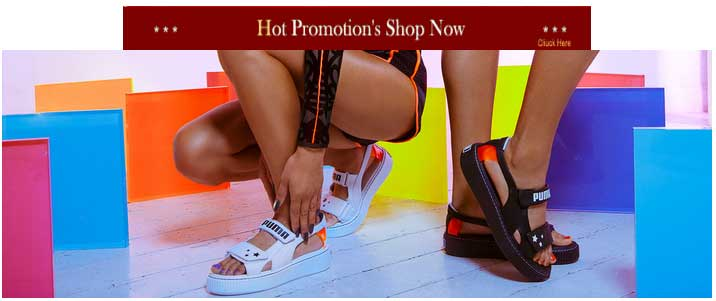 Sophia Women Shoes New Release By PUMA