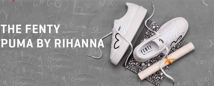 Rihanna Fenty Creeper Women Shoes New Release By PUMA