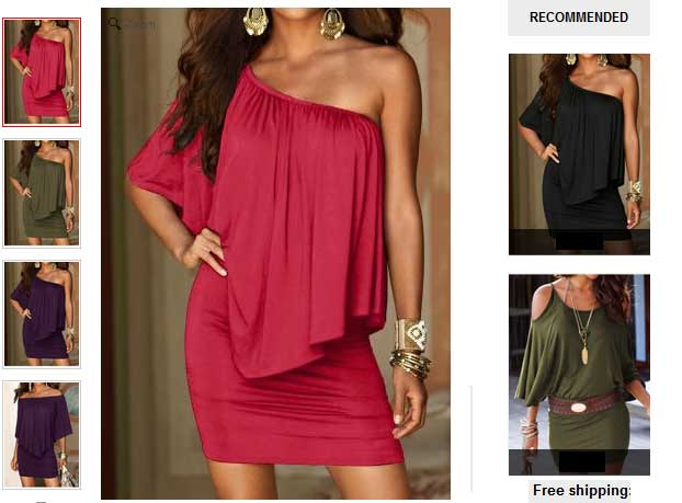 Ladies Recommended Fashion Fashion Wear