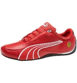 Puma Ferrari Drift Cat IV Shoes Give their style engine a tune up with the sporty motorsport shoes.
